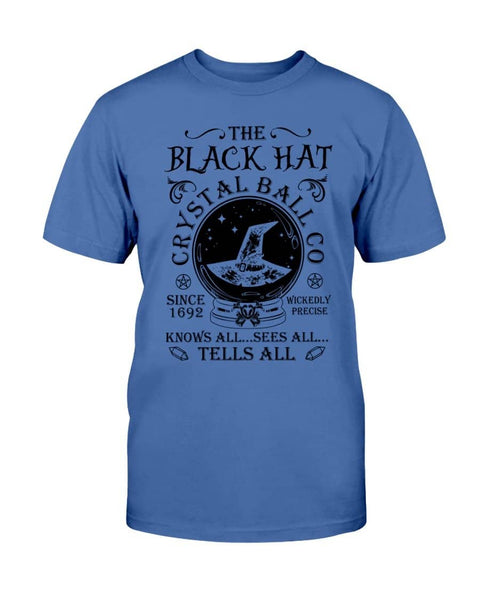 The Black Hat Crystal Ball Co 1692