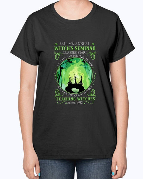 Salem's Annual Witch Seminar - Witch Apparel