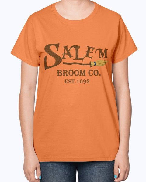 Salem Broom Co. Est.1692 - Basic Witch Clothing Women - Witch Apparel