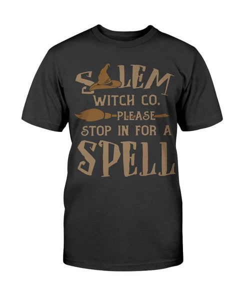 Stop In For A Spell - Witch Apparel