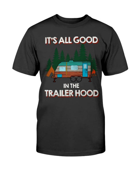 Good In The Trailer Hood - Witch Apparel