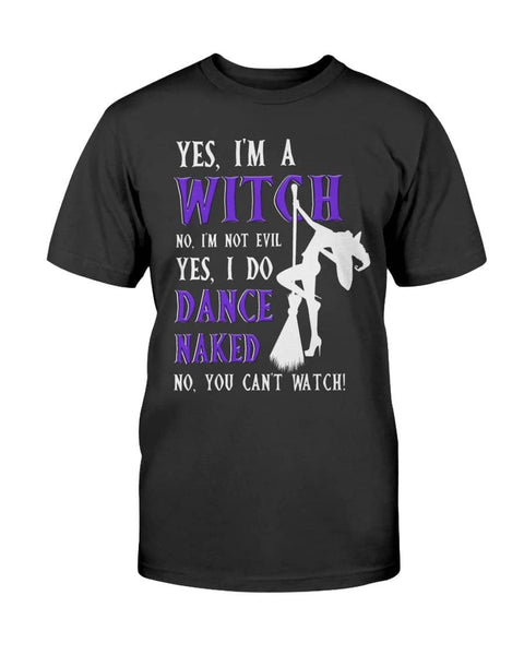 Dance Naked Witch - Witch Apparel