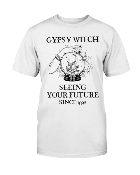 Gypsy Witch Seeing Your Future