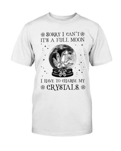 Full Moon Charge Crystals - Witch Apparel