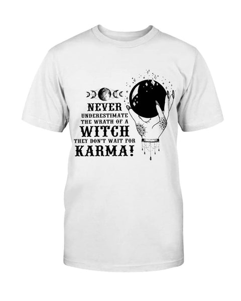 Wrath Of A Witch - Witch Apparel