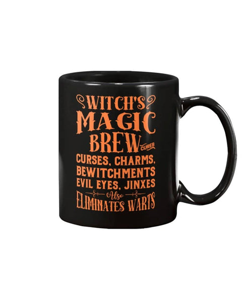 Witch's Magic Brew - Witch Apparel