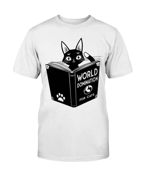 World Domination For Cats - Witch Apparel