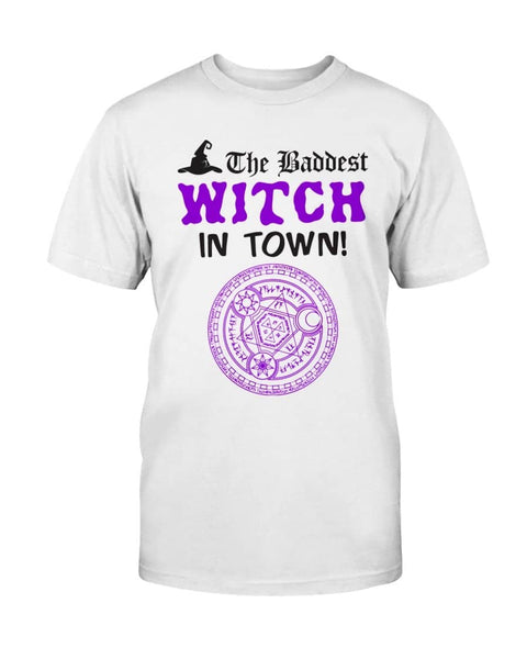The Baddest Witch - Witch Apparel