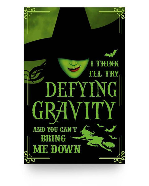 Defying Gravity - Witch Apparel