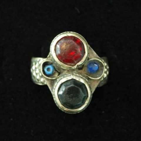 17th Century Middle Eastern Brass Ring