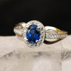 Sapphire Ring - Size 5.5