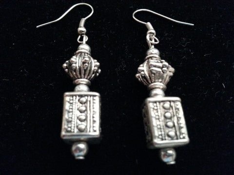 Moroccan Earrings - About 1
