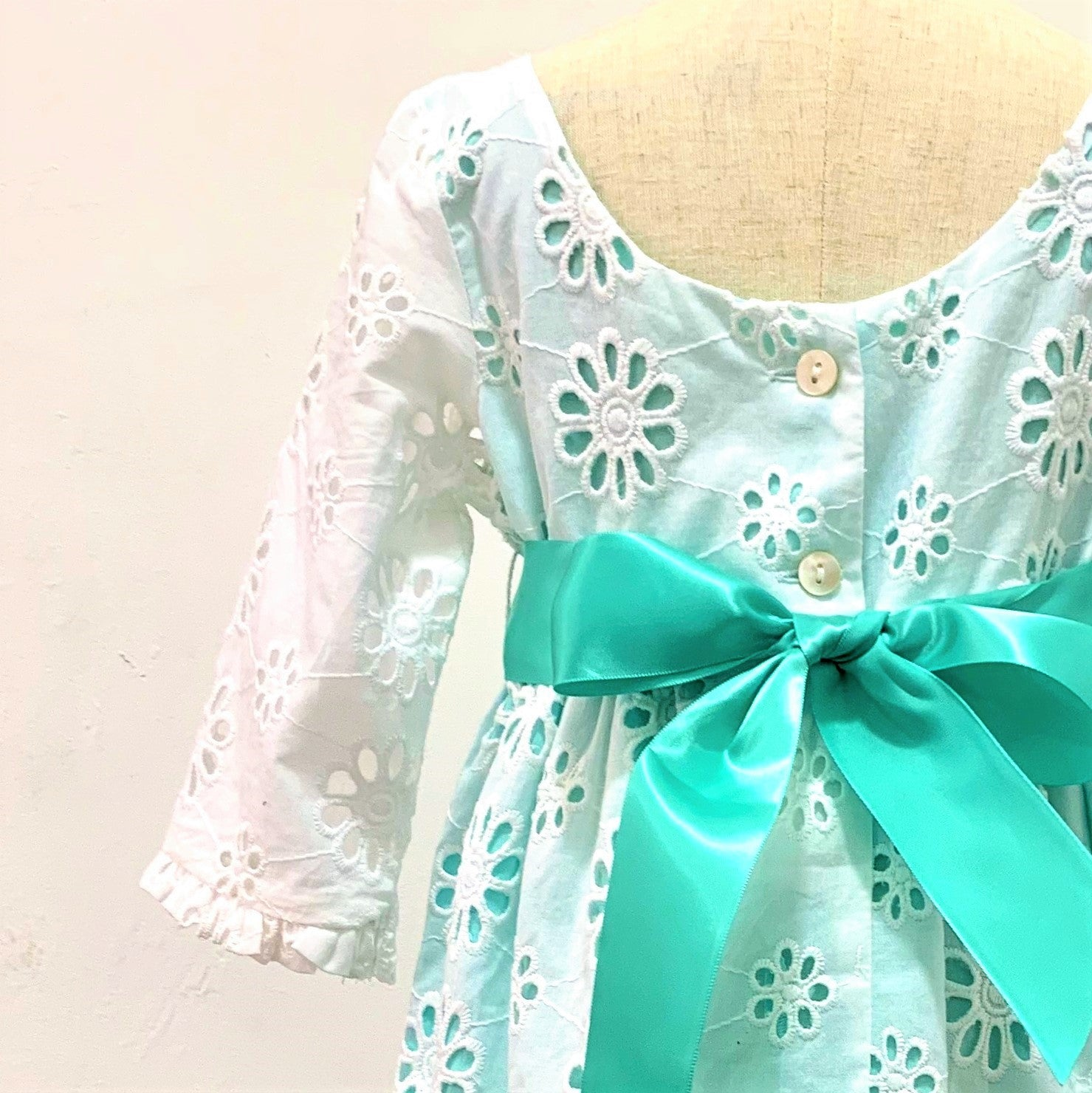 Ribbon in the Sky Dress