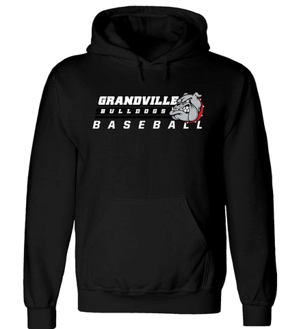 Grandville - Hooded Sweatshirt - Baseball