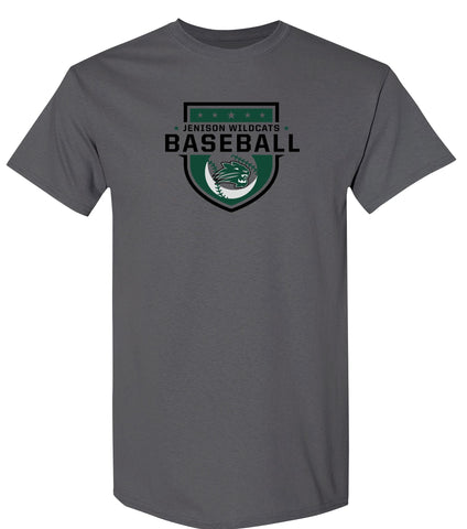Jenison - S/S Baseball Shield 2