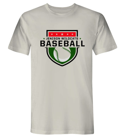 Jenison - S/S Baseball Shield