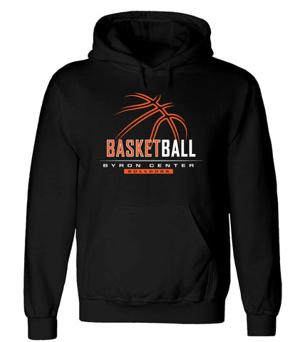 Byron Center - Hooded Sweatshirt - Basketball