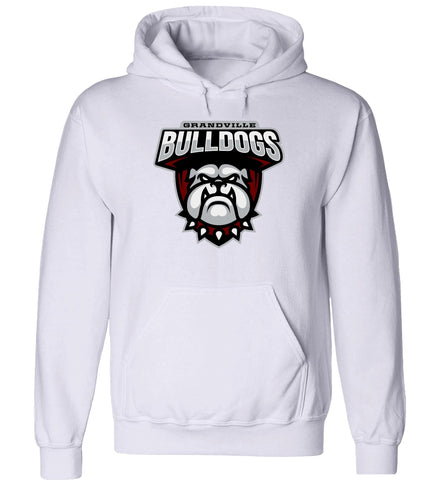 Grandville - Hooded Sweatshirt - Bulldog Pride - Bulldog