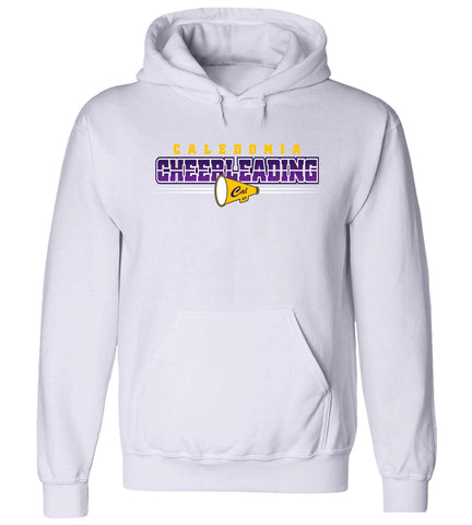 Caledonia - Hooded Sweatshirt - Cheer
