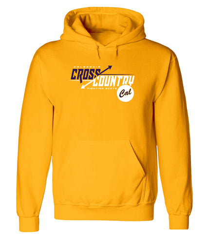 Caledonia - Hooded Sweatshirt - Cross Country