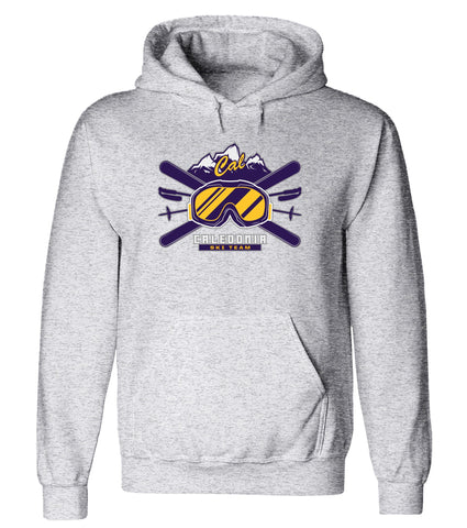 Caledonia - Hooded Sweatshirt - Skiing