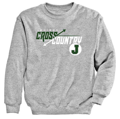 Jenison - Crewneck Sweatshirt - Cross Country