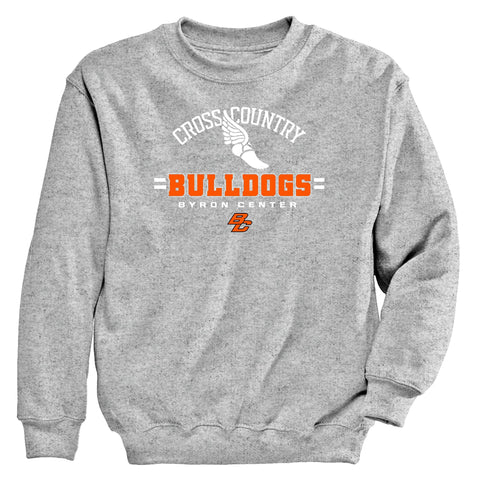 Byron Center - Crewneck Sweatshirt - Cross Country