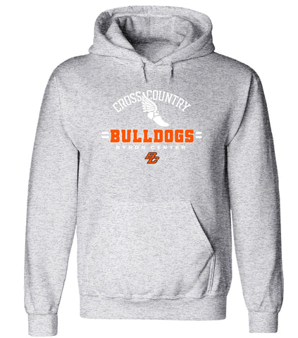 Byron Center - Hooded Sweatshirt - Cross Country
