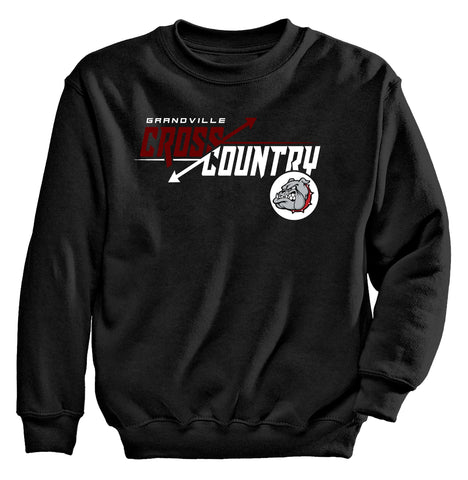 Grandville - Crewneck Sweatshirt - Cross Country