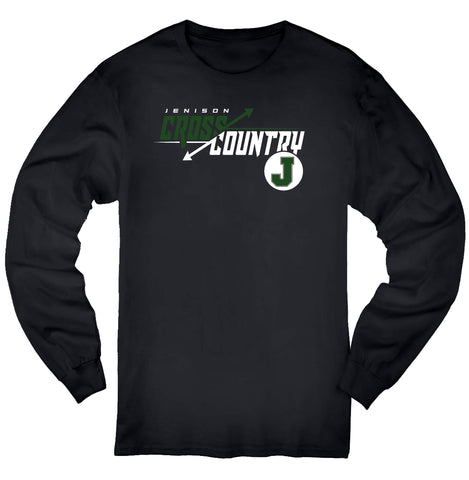 "Jenison - L/S Cross Country ""J"""