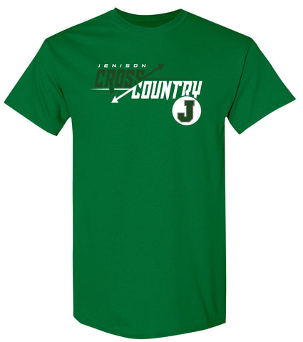 "Jenison - S/S Cross Country ""J"""