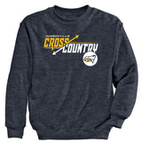 Hudsonville - Crewneck Sweatshirt - Cross Country