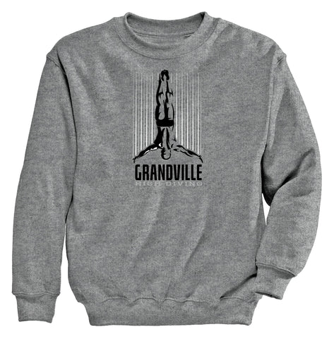 Grandville - Crewneck Sweatshirt - Diving