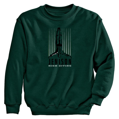 Jenison - Crewneck Sweatshirt - Diving