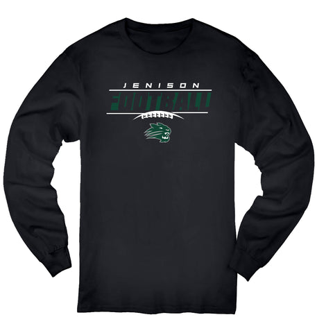 Jenison - L/S Football Laces