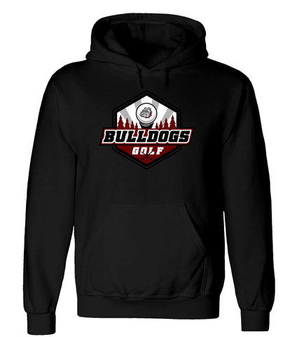 Grandville - Hooded Sweatshirt - Golf