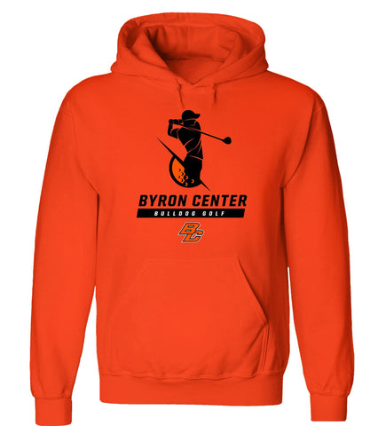 Byron Center - Hooded Sweatshirt - Golf