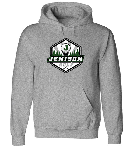 Jenison - Hooded Sweatshirt - Golf