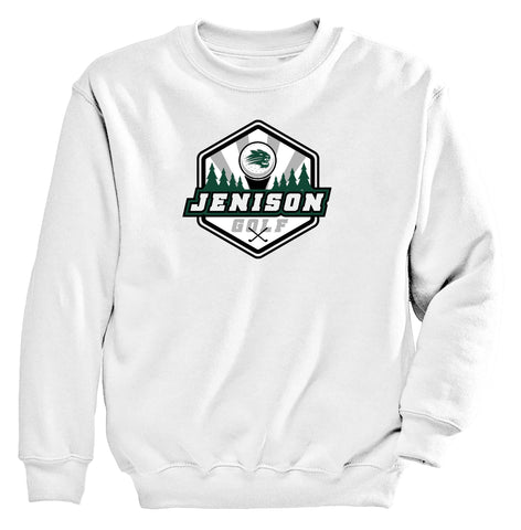 Jenison - Crewneck Sweatshirt - Golf