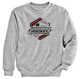 Grandville - Crewneck Sweatshirt - Hockey Sticks