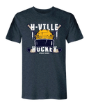 Hudsonville - S/S Hockey Mask