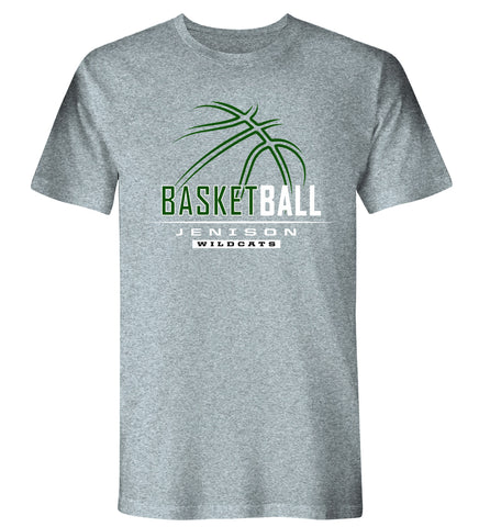 Jenison - S/S Basketball Outline