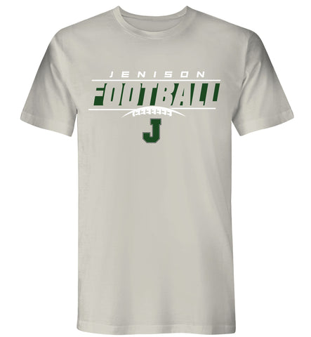 Jenison - S/S Football Laces