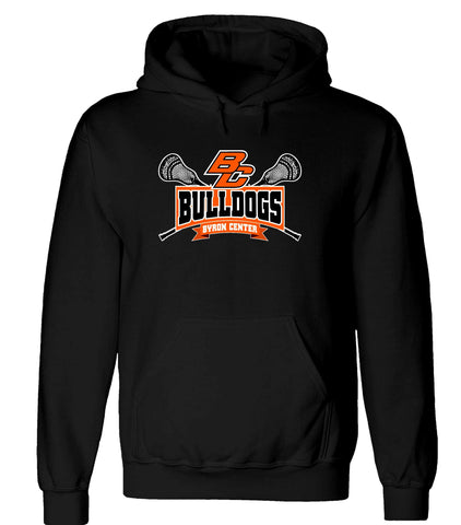 Byron Center - Hooded Sweatshirt - Lacrosse