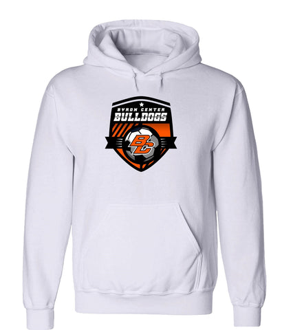 Byron Center - Hooded Sweatshirt - Soccer