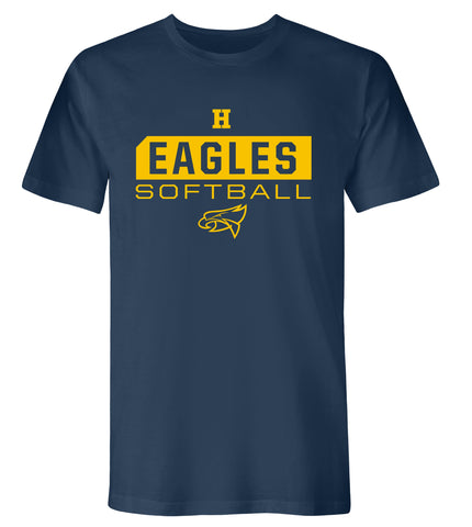 Hudsonville - S/S Softball Eagles