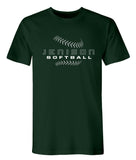 Jenison - S/S Softball Laces