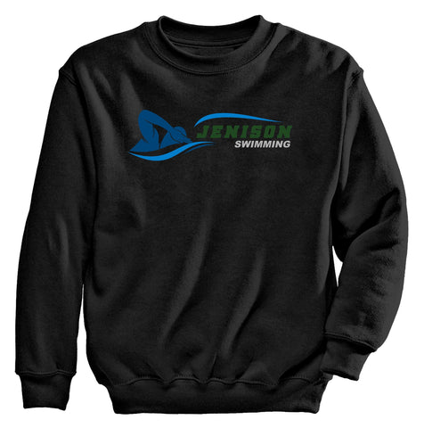 Jenison - Crewneck Sweatshirt - Swimming