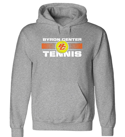 Byron Center - Hooded Sweatshirt - Tennis