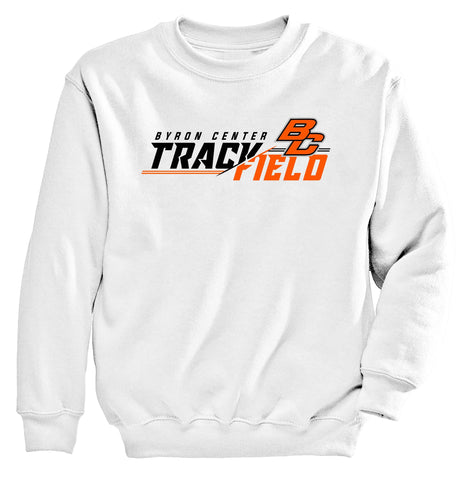 Byron Center - Crewneck Sweatshirt - Track & FIeld